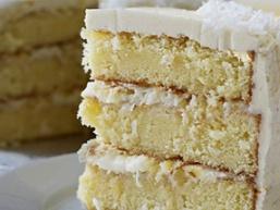 Ананасовий торт