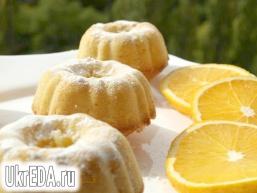 Апельсинові маффіни