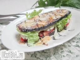 Баклажановий сендвіч