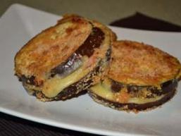 Бутерброди з баклажанів