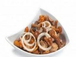 Швидкі мариновані гриби