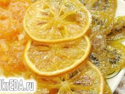 Цукати з фруктів