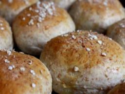 Сільські булочки з висівками
