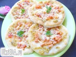 Фантазія на тему «Піца»