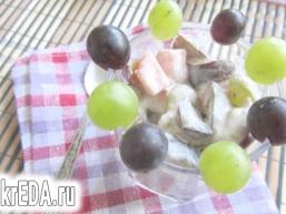Фруктовий десерт вітамінний