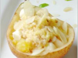 Фруктовий салат з бринзою