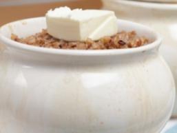 Гречана каша з молоком
