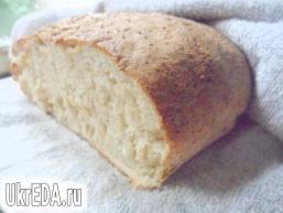 Хліб з рікоттою і пряними травами