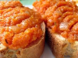 Ікра з моркви