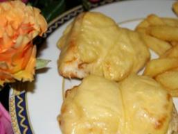 Індичка з ананасами