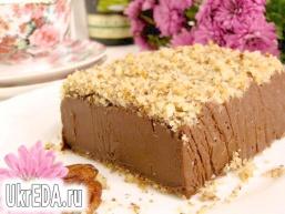 Італійський шоколадний десерт