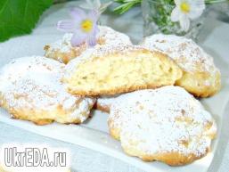 Яблучне печиво