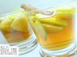 Яблучний сік з прянощами «До 18-ти і старше!»