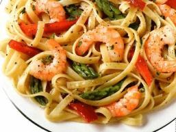 Як готувати макарони з морепродуктами