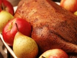 Як приготувати гусака в духовці