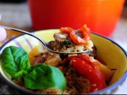 Як приготувати качку: Качка з каррі по-тайськи