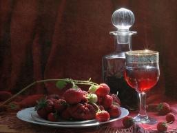 Як зробити домашнє вино з полуниці