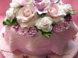 Як прикрасити домашній торт