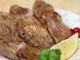 Як варити яловичий язик