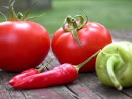 Як закрити помідори