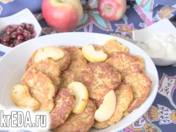 Картопляно-яблучні деруни (Puffer)