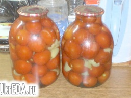 Консервовані помідори простіше простого