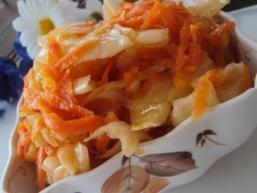 Корейська капуста. Рецепт для приготування в домашніх умовах