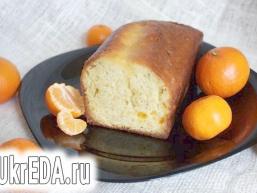 Мандариновий кекс