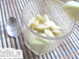 Медові солодощі з яблук