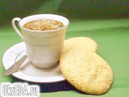 Мигдальне печиво на рисовому борошні, за смаком як покупне ... або навіть краще