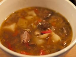 М'ясний суп