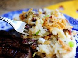 Відварну картоплю як у ресторані