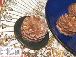 Вівсяно-шоколадні кекси