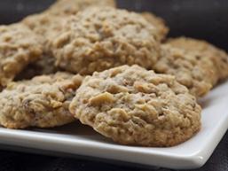 Вівсяне печиво з медом