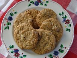 Вівсяне печиво з сиром