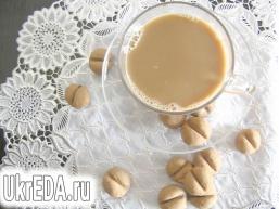 Печиво Кавові зерна з Бейліс