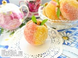Печиво-тістечко «Персики»