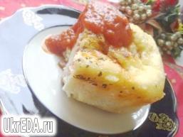 Печена млинець або Puffed Pancake