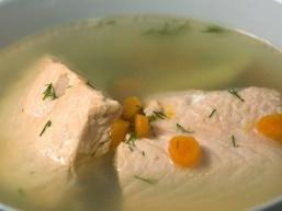 Простий рибний суп