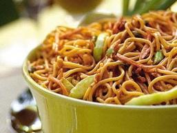 Рецепт китайської локшини