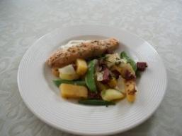 Рецепт рибних котлет