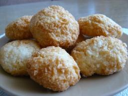Рецепт смачного печива з кокосовою стружкою
