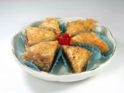 Рецепти з листкового тіста