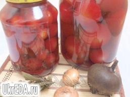 Рожеві помідори
