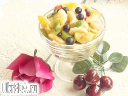 Салат фруктовий