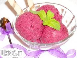 Смородинове морозиво