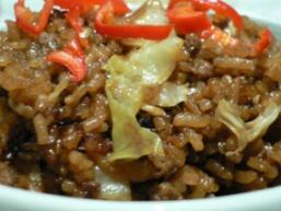 Солянка з рисом