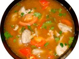 Суп харчо з курки