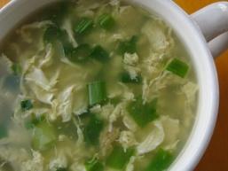 Суп з яєць