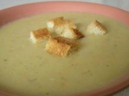 Суп-пюре з овочів